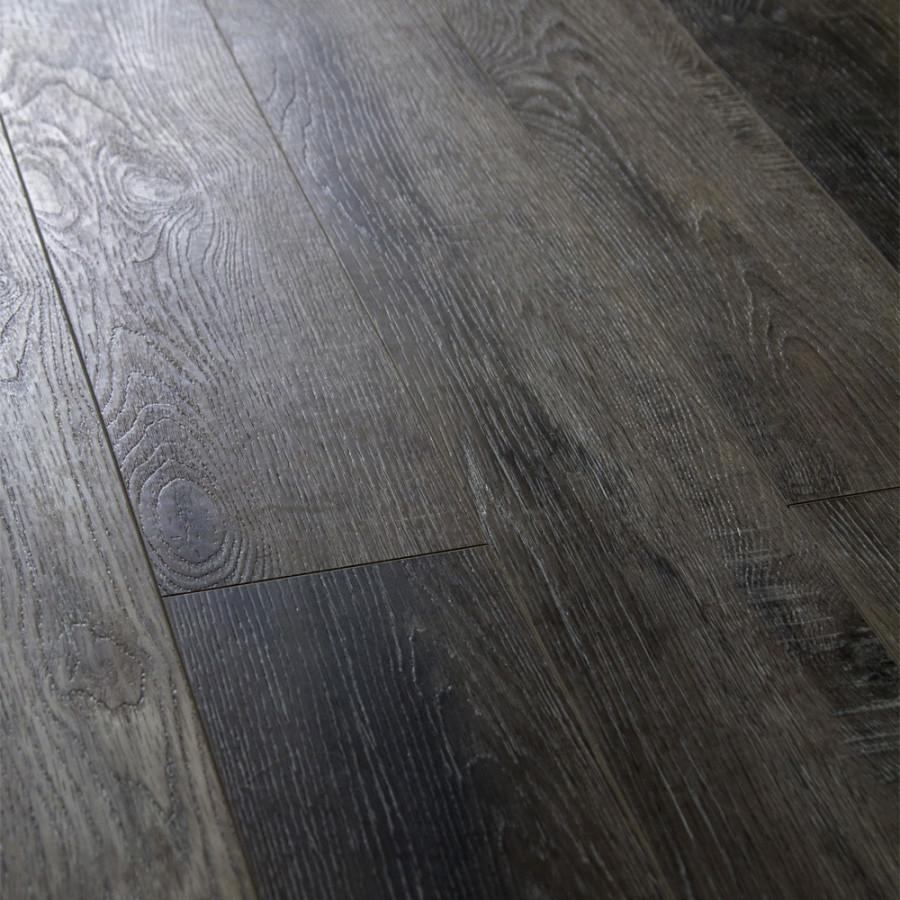 Кварц-виниловая плитка Planker Rockwood Дуб Оникс 1001
